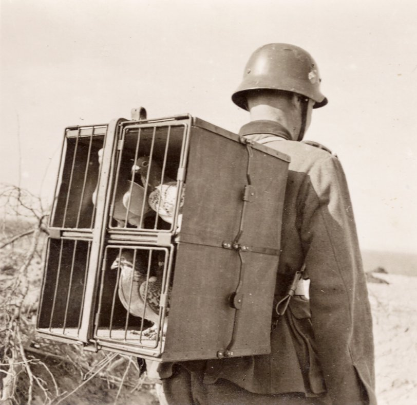 Mobile Communication: WWII