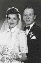 Arlene and Howard: October 1951