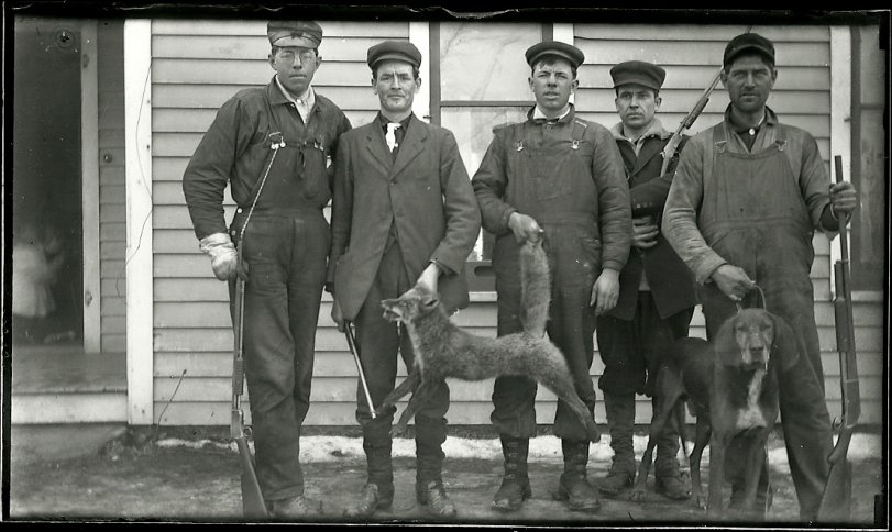 Fearless Hunters: 1910
