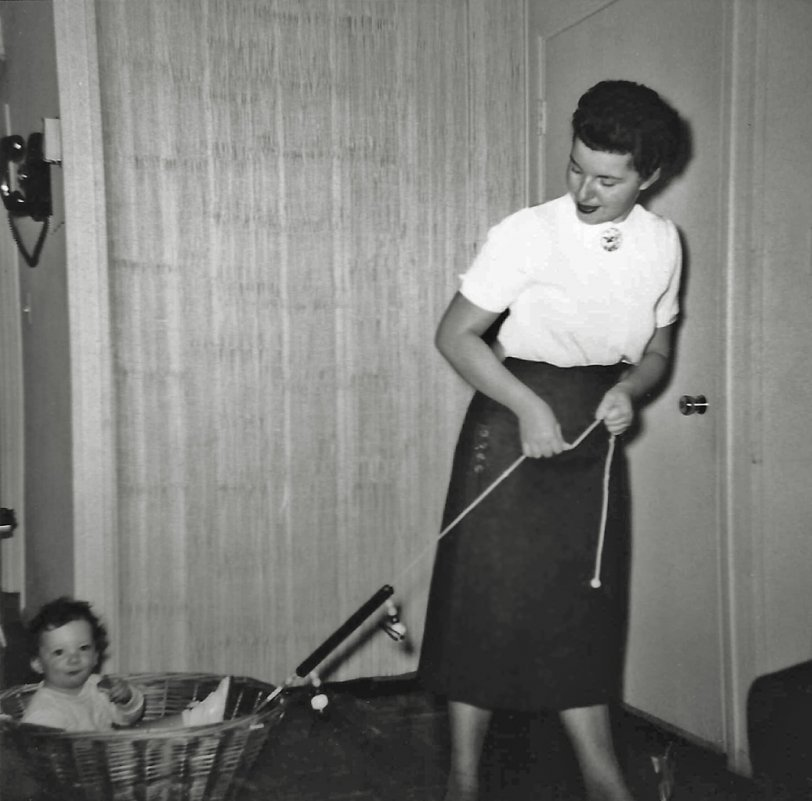 Baby on Board: 1955