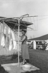 No Dirty Laundry: 1954