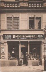 Kolonialwaren : 1908