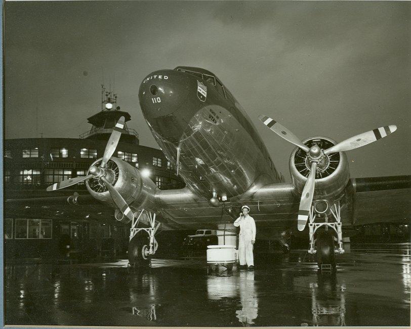 Newark Airport 1940