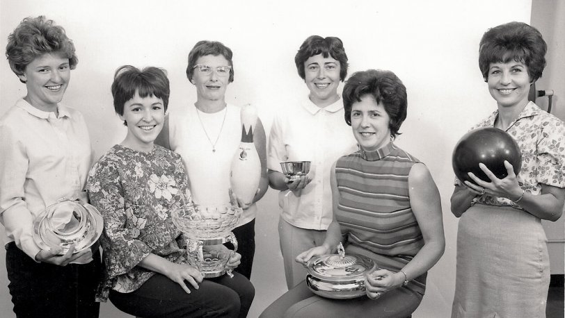 Officers' Wives Club: 1967