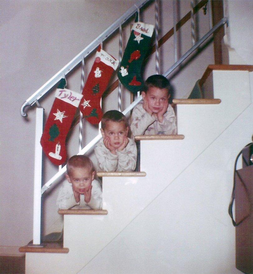 Tyler, Mark & Brad