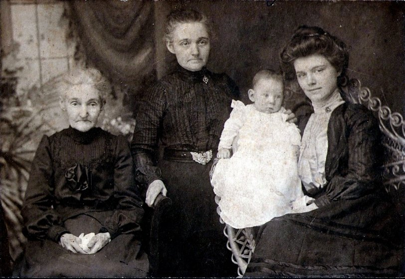 Four Generations: 1902