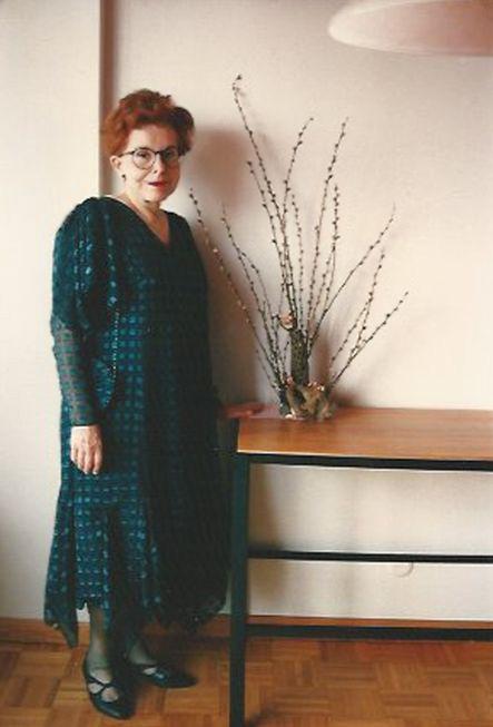 Arlene in 1989