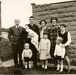 Christening: 1964
