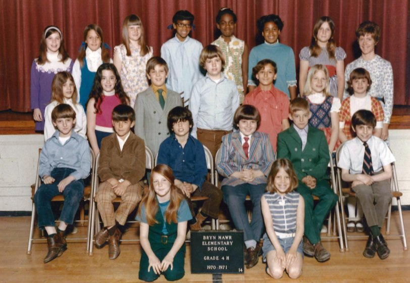 Back to School: 1971