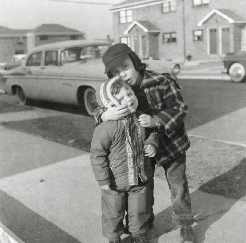 Get This Boy Away From Me: 1957