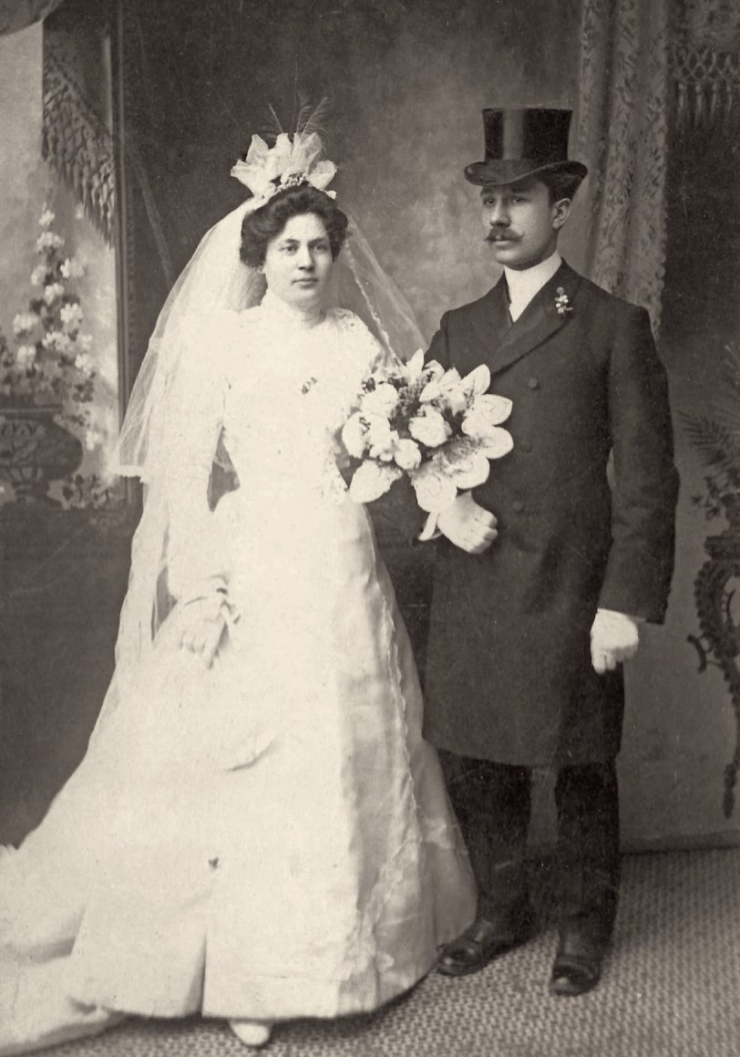 Benny's Wedding: 1890's