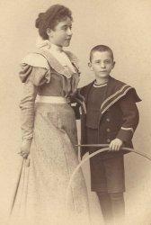 Clara and Max: 1890s