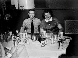 Schlitzed: 1940s or '50s