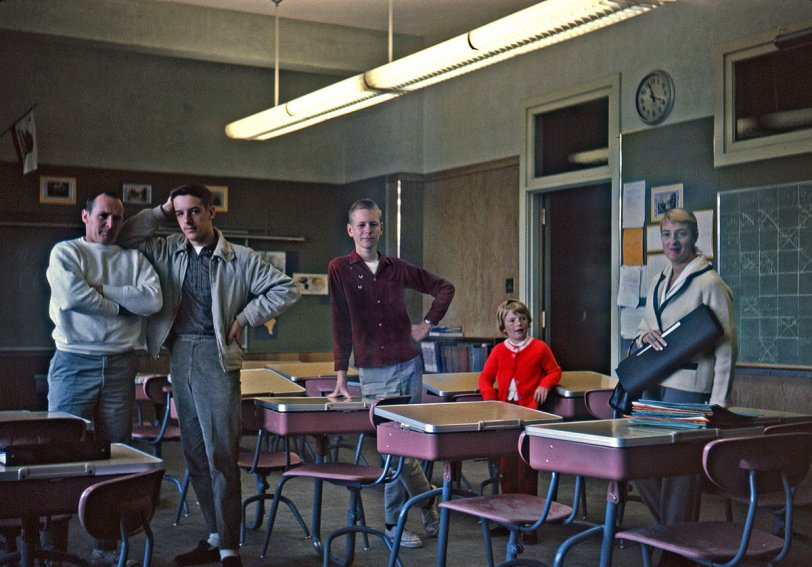 Back to School: 1962