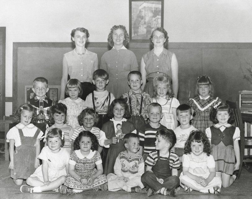School Dayz 1952