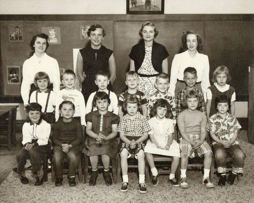School Dayz: 1953
