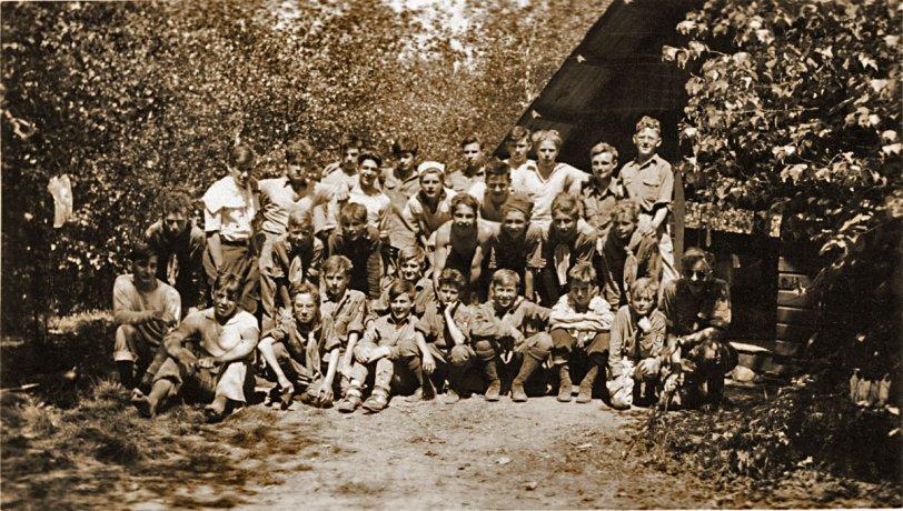Scout Acres, 1937