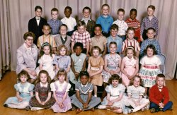 Second Graders: 1962
