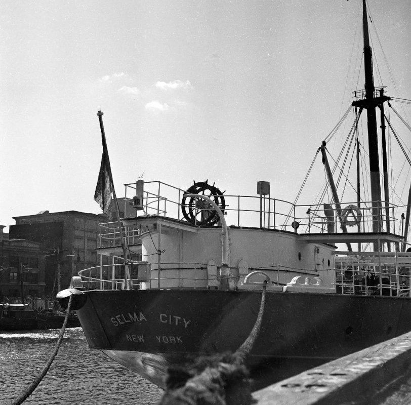 SS Selma City
