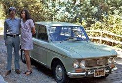 Shiny Datsun: 1971