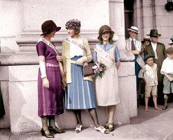 Sashed (Colorized): 1921