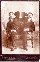 Siamese Twins or Darkroom Magic