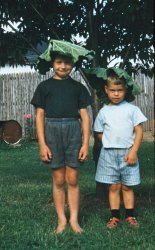 Funny Hats: 1956