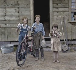 The Simple Life (Colorized): 1939