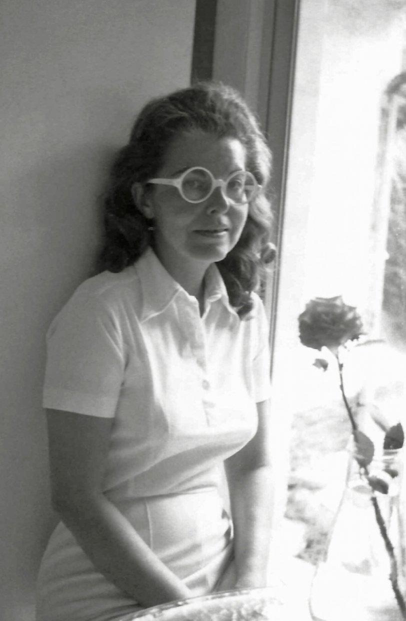 Arlene in 1969