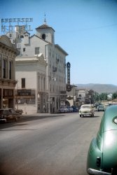 San Luis Obispo: 1955
