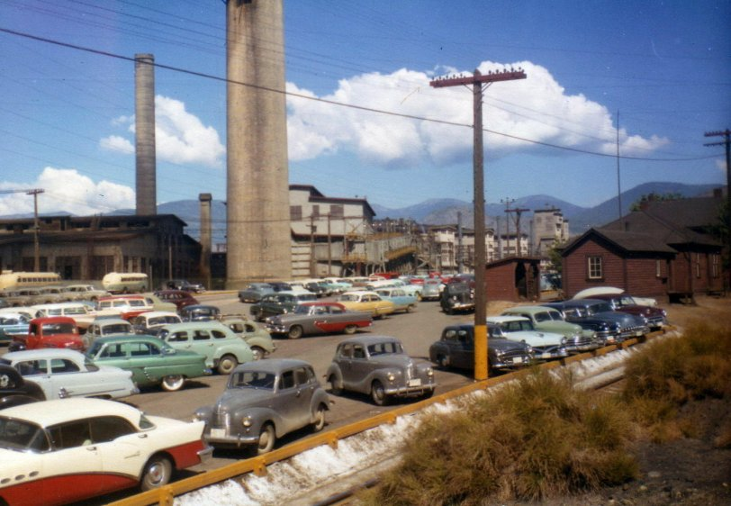 Trail, British Columbia 1959