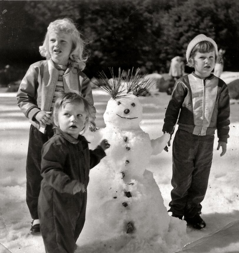 Playmates: 1950s