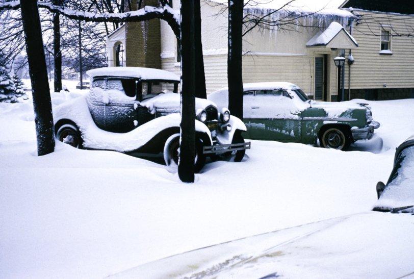 Snowbound: 1954