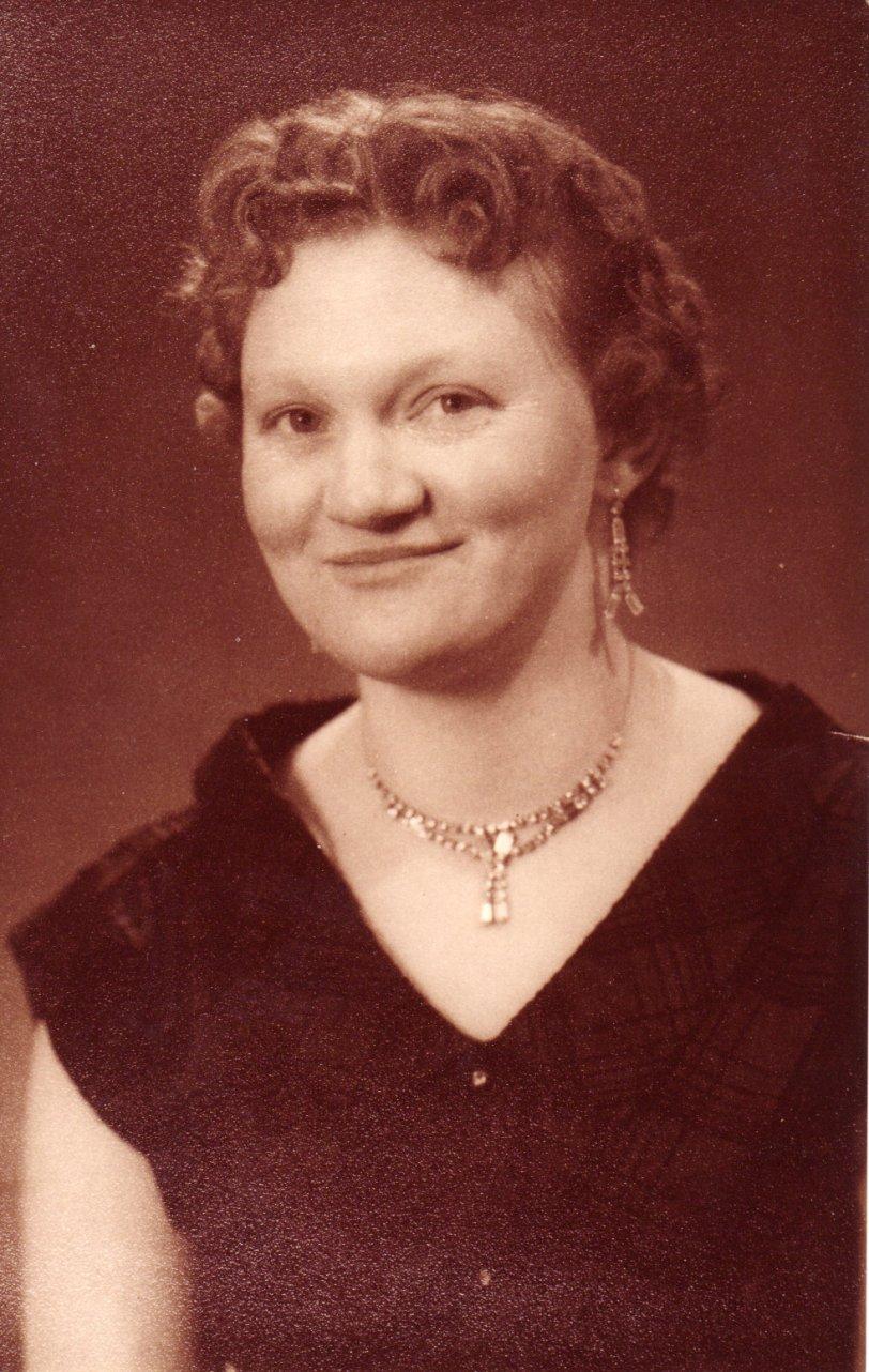 Aunt Sophie (1956)