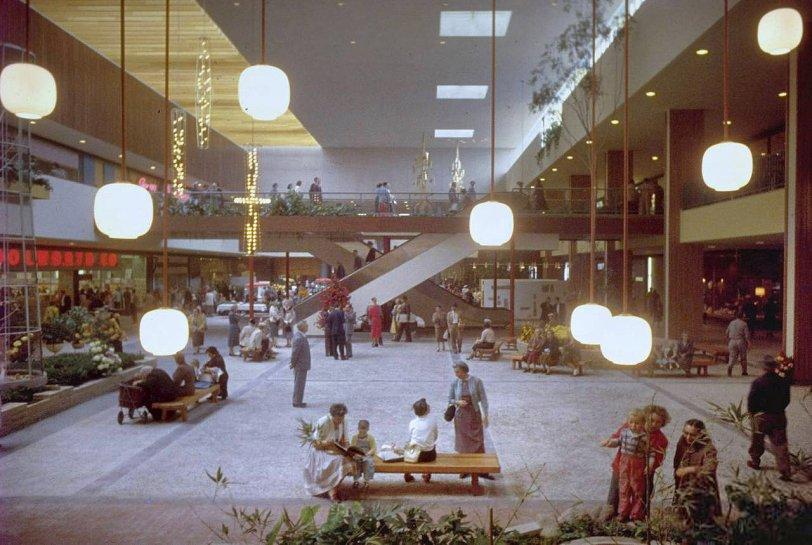 Southdale Center: 1956