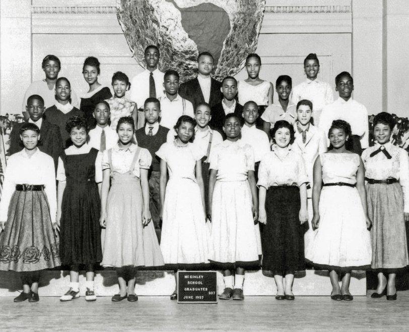 McKinley Elementary: 1957