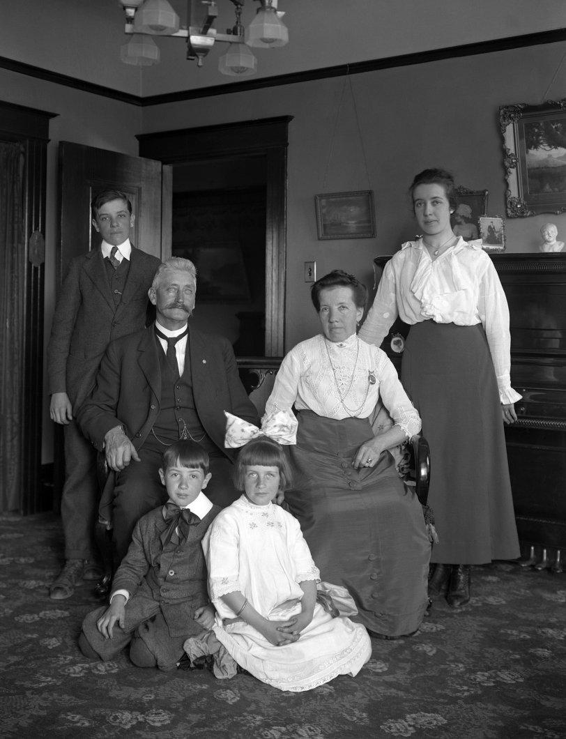 Parlor Portrait: 1914