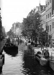 Rotterdam Canal, 1904