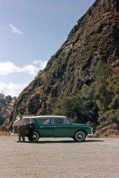 A Man, His Boy and His Car: 1956