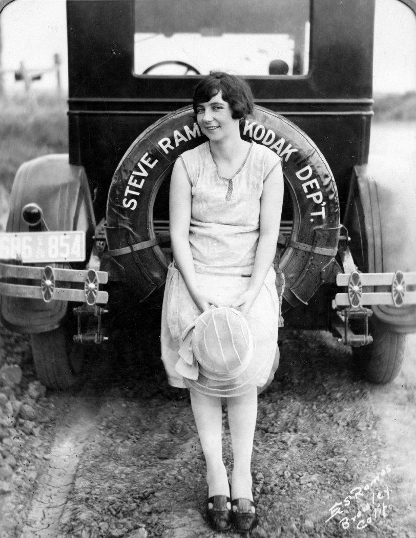From the Kodak Dept.: 1926