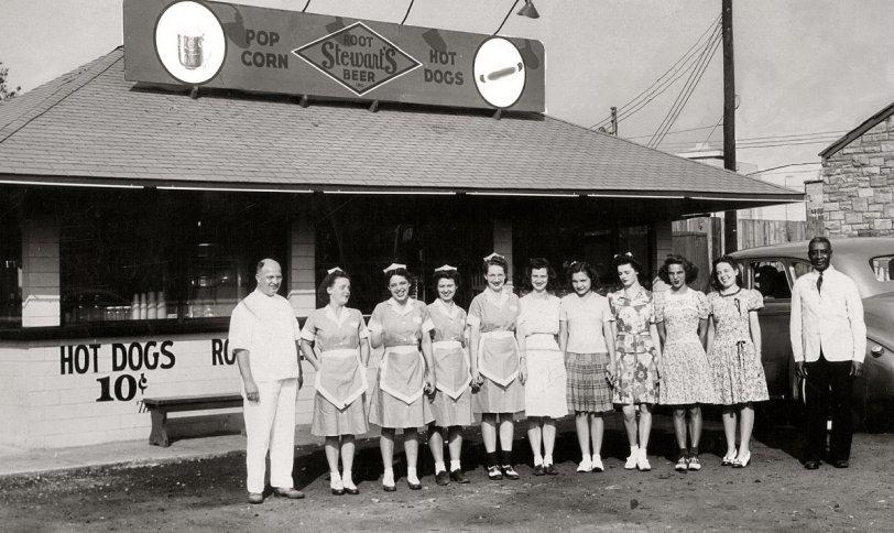 Stewart's Root Beer 1940