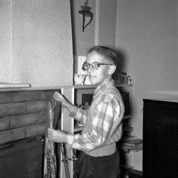Christmas Eve 1954