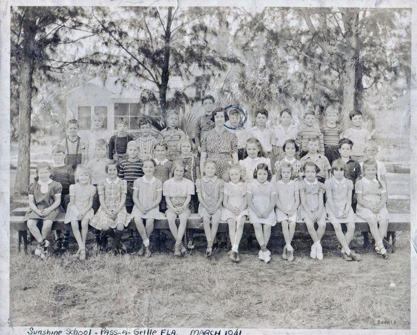 Sunshine School: 1941