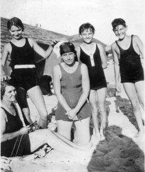 Gone Swimming: c. 1930s