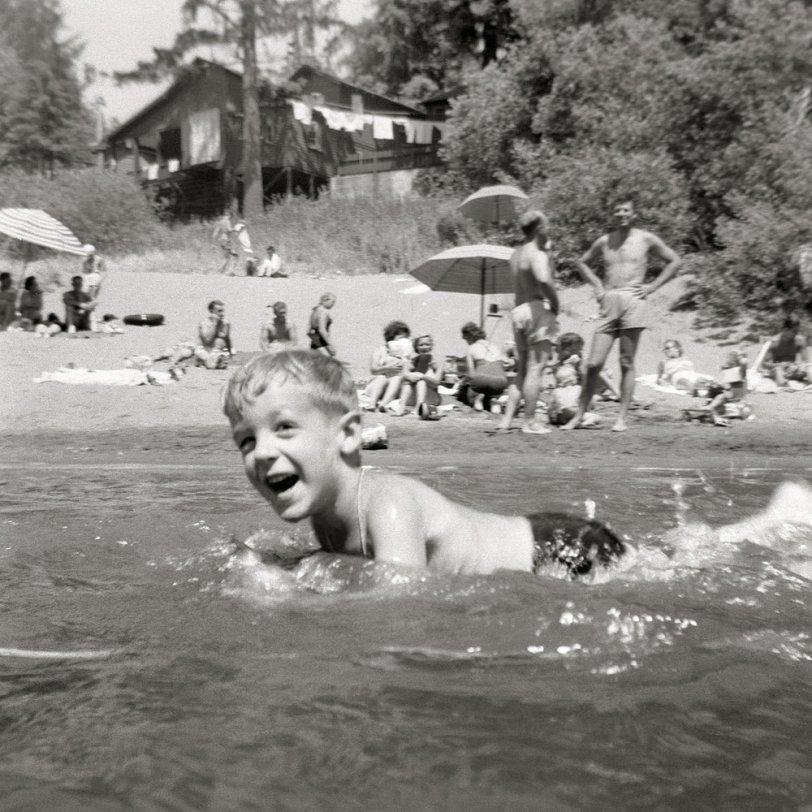 Beach Boy: 1950