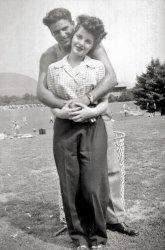 Teenage Arlene c.1948