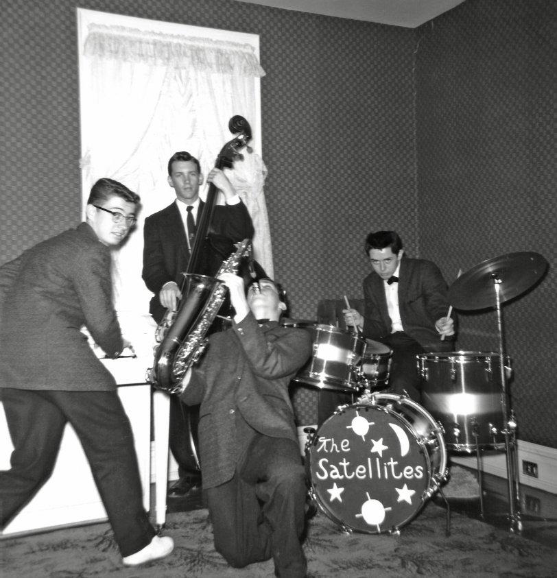 Way, Way Out: 1959