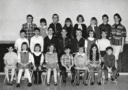 Third Grade: 1969