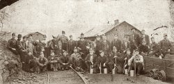 Mineral County Coal Miners