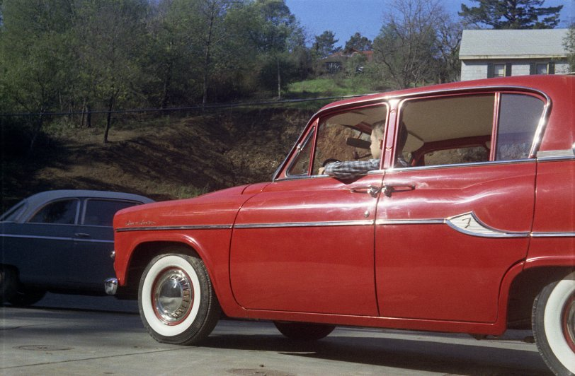 The Toyopet Kid: 1960